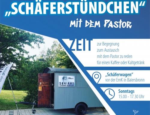 """""""Schäferstündchen"""" mit dem Pastor"""