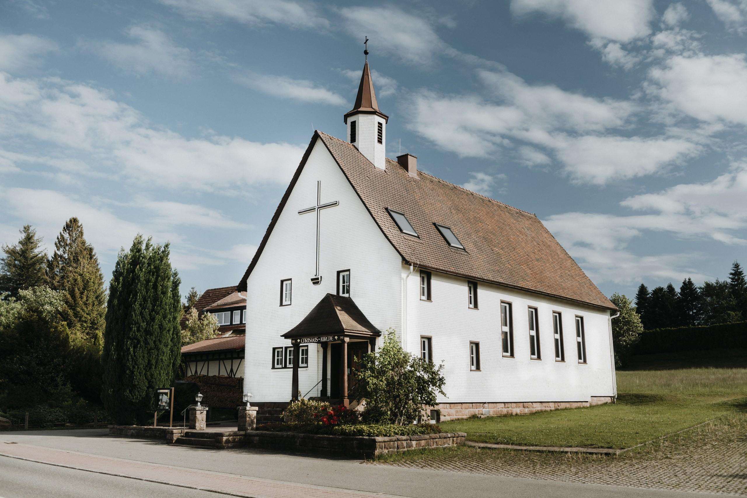 Traditionieller Gottesdienst