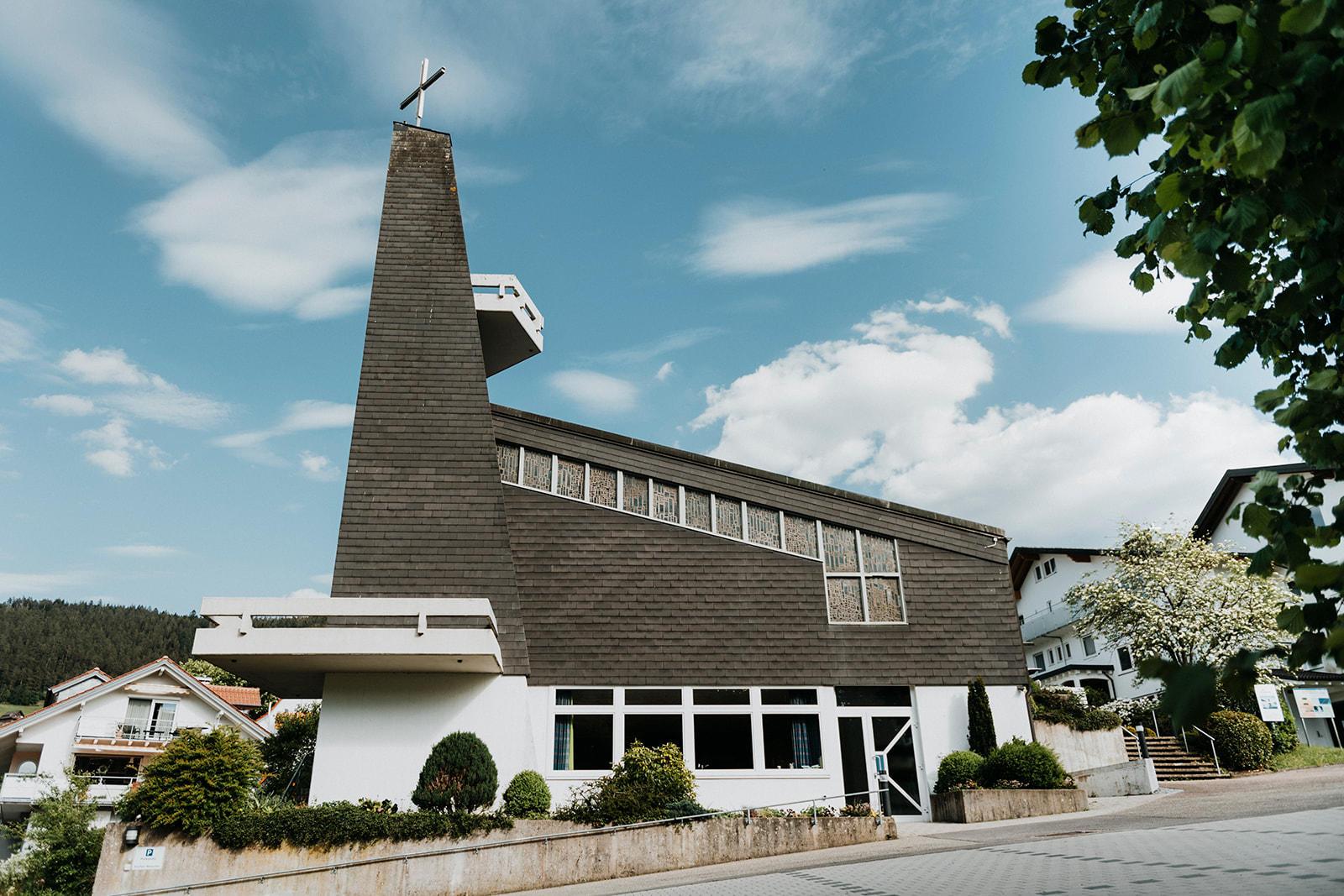 Moderner Gottesdienst